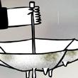 De ovos e guarda-chuvas - Poster / Capa / Cartaz - Oficial 1