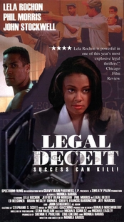 Legal Deceit - Poster / Capa / Cartaz - Oficial 1