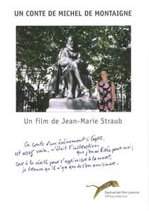 Um Conto de Michel de Montaigne - Poster / Capa / Cartaz - Oficial 1