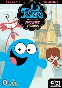A Mansão Foster para Amigos Imaginários (1ª temporada) - Poster / Capa / Cartaz - Oficial 4