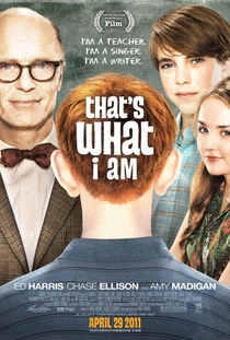 That's What I Am - Poster / Capa / Cartaz - Oficial 1