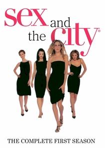 Sex and the City (1ª Temporada) - Poster / Capa / Cartaz - Oficial 5