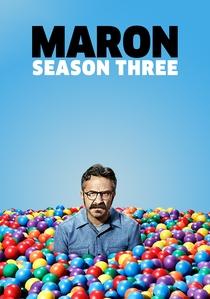 Maron (3ª Temporada) - Poster / Capa / Cartaz - Oficial 2