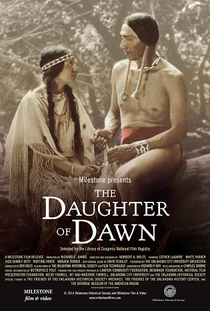 The Daughter of Dawn - Poster / Capa / Cartaz - Oficial 1