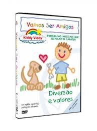 kiddy Viddy - Vamos ser Amigos! - Poster / Capa / Cartaz - Oficial 1