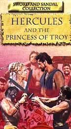 Hércules e a Princesa de Tróia - Poster / Capa / Cartaz - Oficial 2