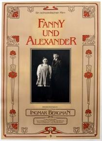 Fanny e Alexander - Poster / Capa / Cartaz - Oficial 4