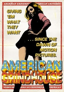 American Grindhouse - Poster / Capa / Cartaz - Oficial 1