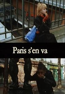 Paris s'en va - Poster / Capa / Cartaz - Oficial 1