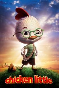 O Galinho Chicken Little - Poster / Capa / Cartaz - Oficial 4