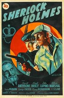 As Aventuras de Sherlock Holmes - Poster / Capa / Cartaz - Oficial 2