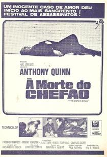 A Morte do Chefão - Poster / Capa / Cartaz - Oficial 2