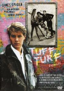Tuff Turf - O Rebelde - Poster / Capa / Cartaz - Oficial 1