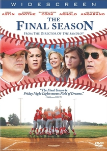 A Última Temporada - Poster / Capa / Cartaz - Oficial 1