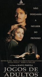 Jogos de Adultos - Poster / Capa / Cartaz - Oficial 2