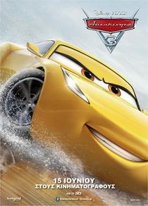 Carros 3 - Poster / Capa / Cartaz - Oficial 22