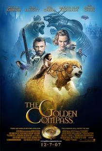 A Bússola de Ouro - Poster / Capa / Cartaz - Oficial 2