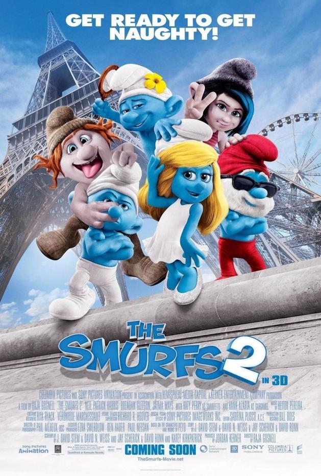 Crítica - Smurfs 2