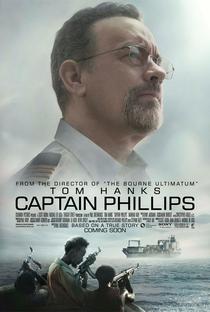 Capitão Phillips - Poster / Capa / Cartaz - Oficial 5