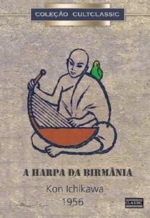 A Harpa da Birmânia - Poster / Capa / Cartaz - Oficial 8