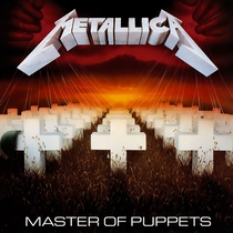"Metallica - ""Master of Puppets"" (Live) - Poster / Capa / Cartaz - Oficial 1"