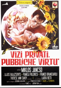 Vícios Privados, Virtudes Públicas - Poster / Capa / Cartaz - Oficial 2