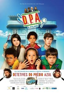 D.P.A: O Filme - Poster / Capa / Cartaz - Oficial 1