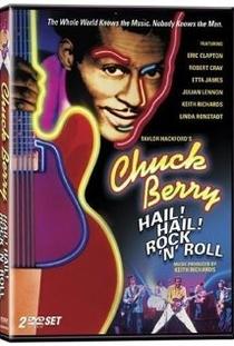 Chuck Berry - O Mito do Rock  - Poster / Capa / Cartaz - Oficial 1