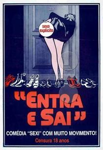 Entra E Sai - Poster / Capa / Cartaz - Oficial 1
