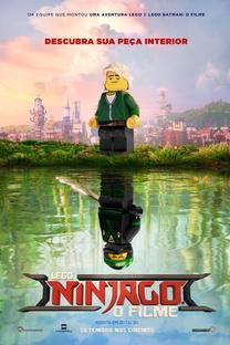 LEGO Ninjago: O Filme - Poster / Capa / Cartaz - Oficial 2