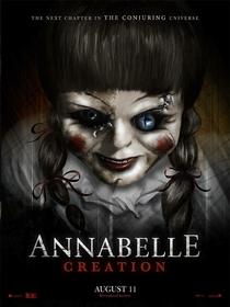 Annabelle 2: A Criação do Mal - Poster / Capa / Cartaz - Oficial 9