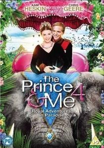 Um Príncipe em Minha Vida 4 : A Aventura do Elefante - Poster / Capa / Cartaz - Oficial 3