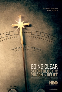 Going Clear: Scientology and the Prison of Belief  - Poster / Capa / Cartaz - Oficial 1