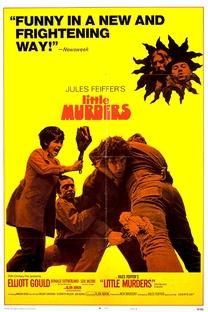 Pequenos Assassinatos - Poster / Capa / Cartaz - Oficial 2