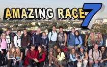 The Amazing Race (7ª Temporada) - Poster / Capa / Cartaz - Oficial 1