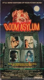 Doom Asylum - Poster / Capa / Cartaz - Oficial 1