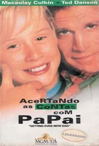 Acertando as Contas com Papai - Poster / Capa / Cartaz - Oficial 3