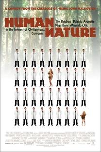 A Natureza Quase Humana - Poster / Capa / Cartaz - Oficial 5