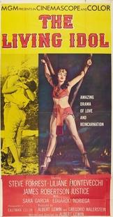 O ìdolo Vivo - Poster / Capa / Cartaz - Oficial 1