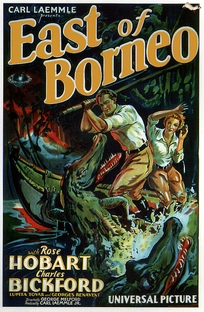 A Leste da Ilha de Bornéu - Poster / Capa / Cartaz - Oficial 1