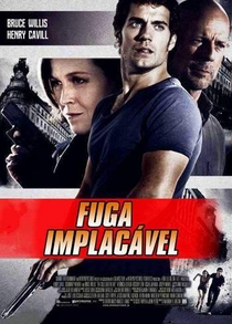 Fuga Implacável - Poster / Capa / Cartaz - Oficial 7