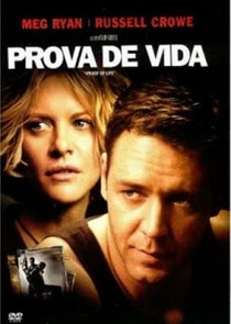 Prova de Vida - Poster / Capa / Cartaz - Oficial 5