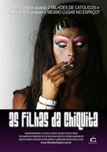 As Filhas da Chiquita - Poster / Capa / Cartaz - Oficial 1