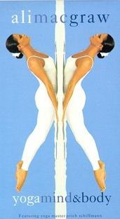 Yoga Com Ali Macgraw - Poster / Capa / Cartaz - Oficial 3