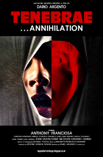 Tenebre - Poster / Capa / Cartaz - Oficial 11