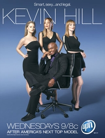 Kevin Hill (1ª Temporada) - Poster / Capa / Cartaz - Oficial 1