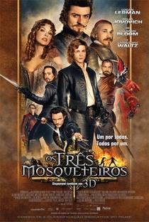 Os Três Mosqueteiros - Poster / Capa / Cartaz - Oficial 2