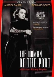 A mulher do porto - Poster / Capa / Cartaz - Oficial 1