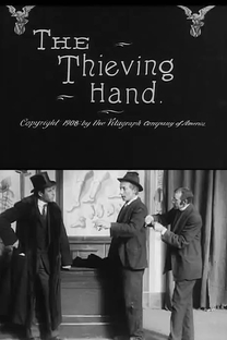 The Thieving Hand - Poster / Capa / Cartaz - Oficial 1
