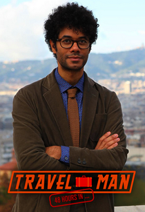 Travel Man: 48 Hours in... - Poster / Capa / Cartaz - Oficial 1